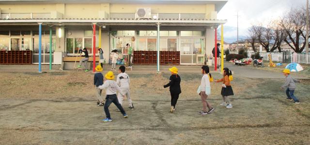明和児童クラブ写真